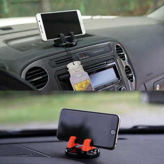 Swivel mobile holder