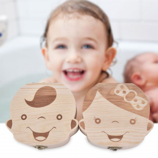 Teeth box for girls