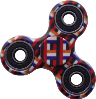 Fidget Spinner - Modern - Stripes