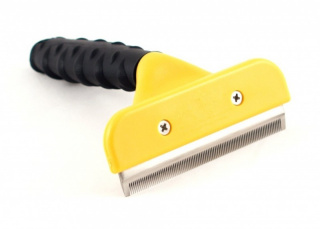 Deshedding tool for dogs - L