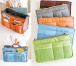 The handbag organizer - blue