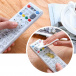 Protective cover for remote control 5 pcs
